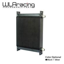 WLR RACING-30 ряд AN-10AN Универсальный Масляный радиатор коробки передач двигателя WLR7030