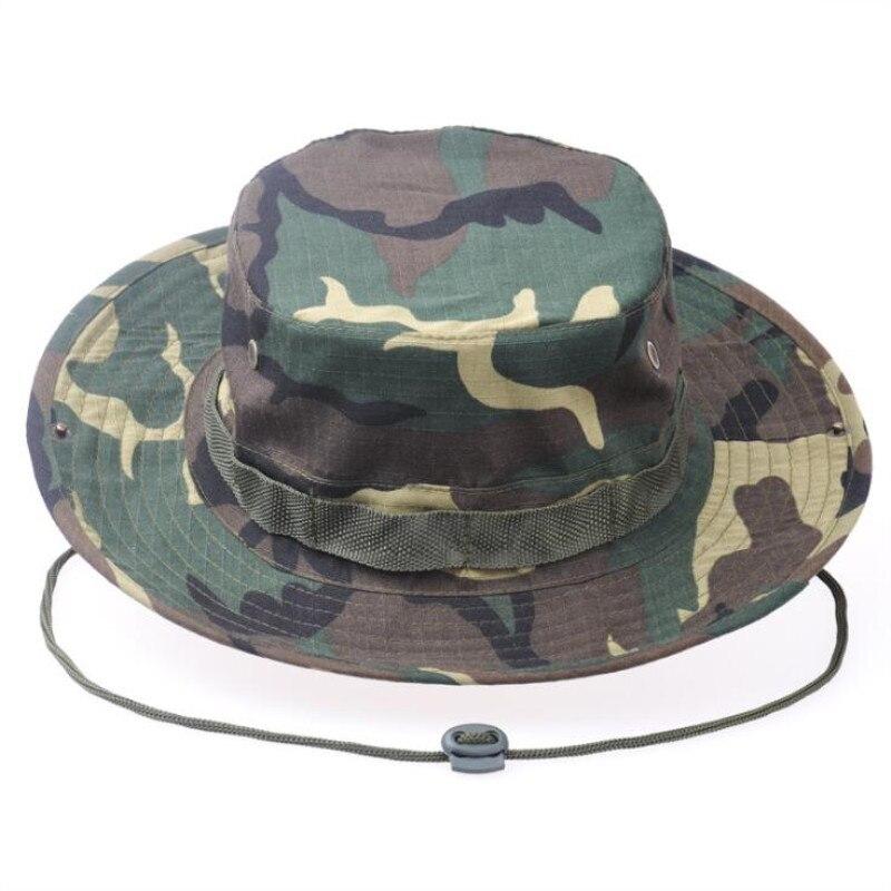 Herrlich Tactical Airsoft Sniper Camouflage Boonie Hüte Nepalesischen Kappe Militär Hüte Armee Mens Military Sonnencreme Sombrero Wohltuend FüR Das Sperma Kappen