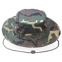 3f2eeeaf69e93 Táctico Airsoft de camuflaje francotirador Boonie Sombrero de Nepal Cap sombreros  militares ejército militares para hombre