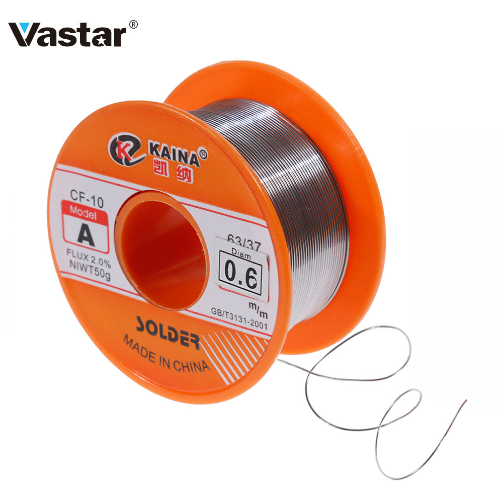 30g 0.3mm 63//37 Rosin Core 1.2/% Solder Wire Tin Flux Solder for Soldering Iron