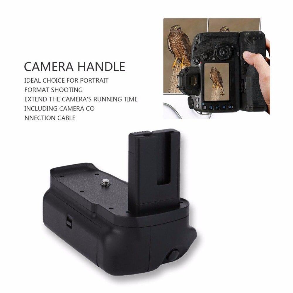 Bg-2f профессиональный вертикальный Батарейная ручка держатель для <font><b>Nikon</b></font> D3100 <font><b>D3200</b></font> D3300 Цифровые зеркальные Камера EN-EL14 Батарея Бесплатная доставка