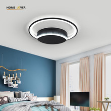 hot deal buy acrylic ceiling lights for living room bedroom kitchen fixtures lampa sufitowa indoor home luminaria de teto led ceiling lamp