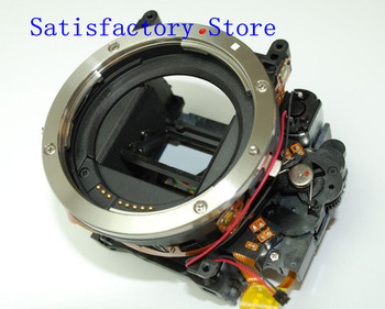 95%New small main box For Canon 450D (Rebel XSi / K2 ) Mirror Box With Shutter View Finder Assembly