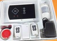 433Mhz Motion Detector GSM Alarm Wireless Burglar Alarm Sensor