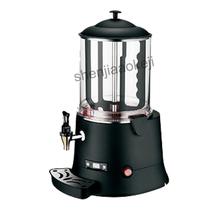 10L Commercial Hot Chocolate Machine Electric Baine Mixer Coffe Milk Wine Tea Dispenser Machine 110v/220v 1pc