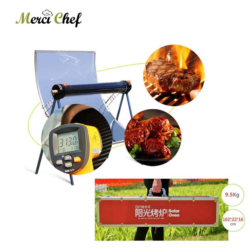 BBQ Grill Solar Oven Green Portable Barbecue Stove Environmentally Friendly Outdoor Outing Garden Tool Roast Kebab Making 1pc hot sale 100%quality guaranteed doner kebab slicer two blades electrical kebab knife kebab shawarma gyros cutter