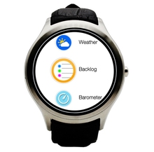 SmartWatch Uhr Sync Notifier smart uhr Mit Bluetooth Smart Uhr für Apple iPhone IOS Samsung Android Phone De
