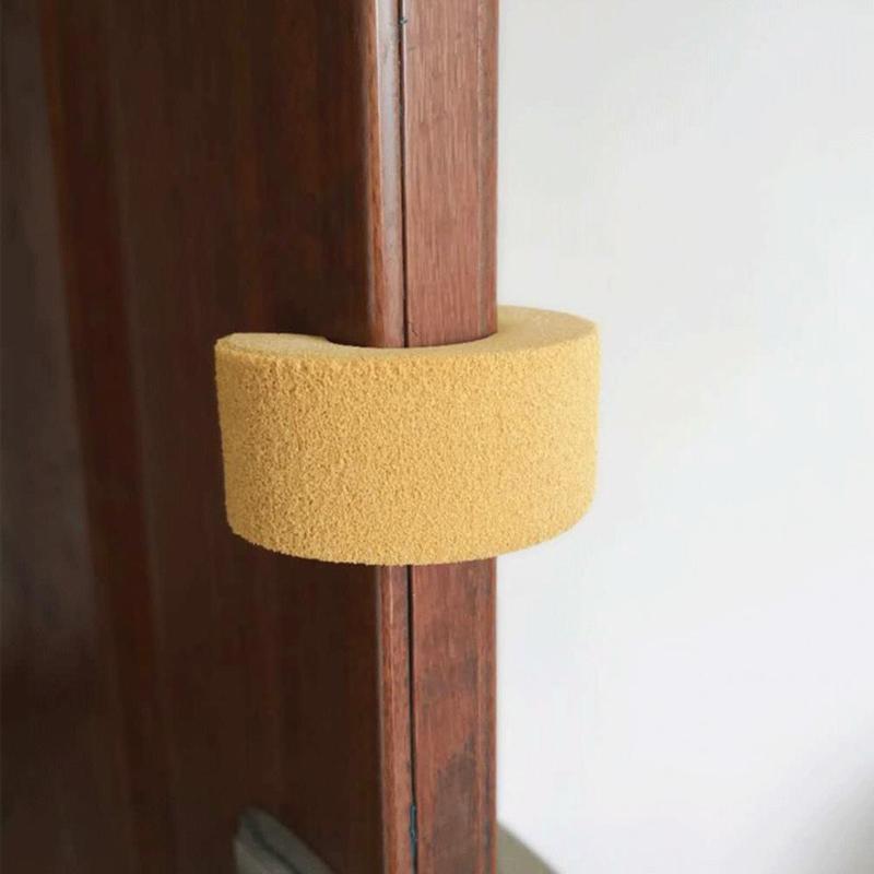 NBR Baby Safe Door Stopper Kids Hand Anti pinch Door Clip Child Finger Protector Security Drawer Wardrobe Cabinet Door Stopper