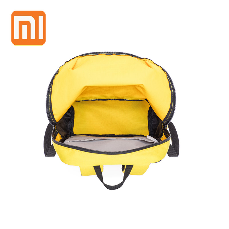XIAOMI Backpack 10L Mini Bag 8 Colors for Women Men Boy Girl Daypack Waterproof Lightweight Portable Chest Sling Bags for Travel 4