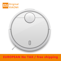 XIAOMI MI Robot Vacuum Cleaner for Home Automatic Sweeping Dust Sterilize Smart Planned Mobile App Remote Control Robotic