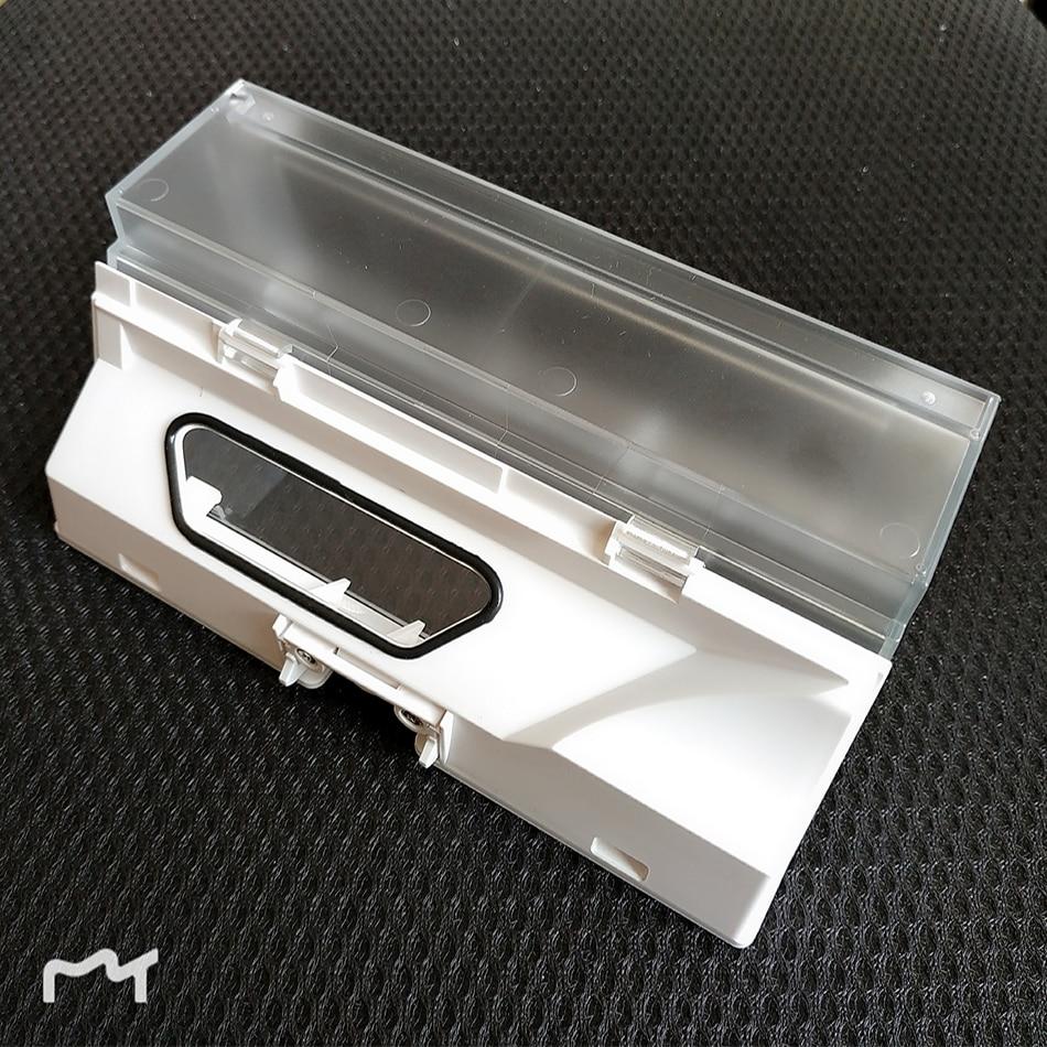 Boîte à Poussière d'origine pièces Xiaomi 2 robot aspirateur Poussière boîte pièces pour Roborock S50/S51