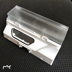 Scatola delle parti di Polvere originale Xiaomi 2 Robot Aspirapolvere casella di Polvere di ricambio per Roborock S50/S51