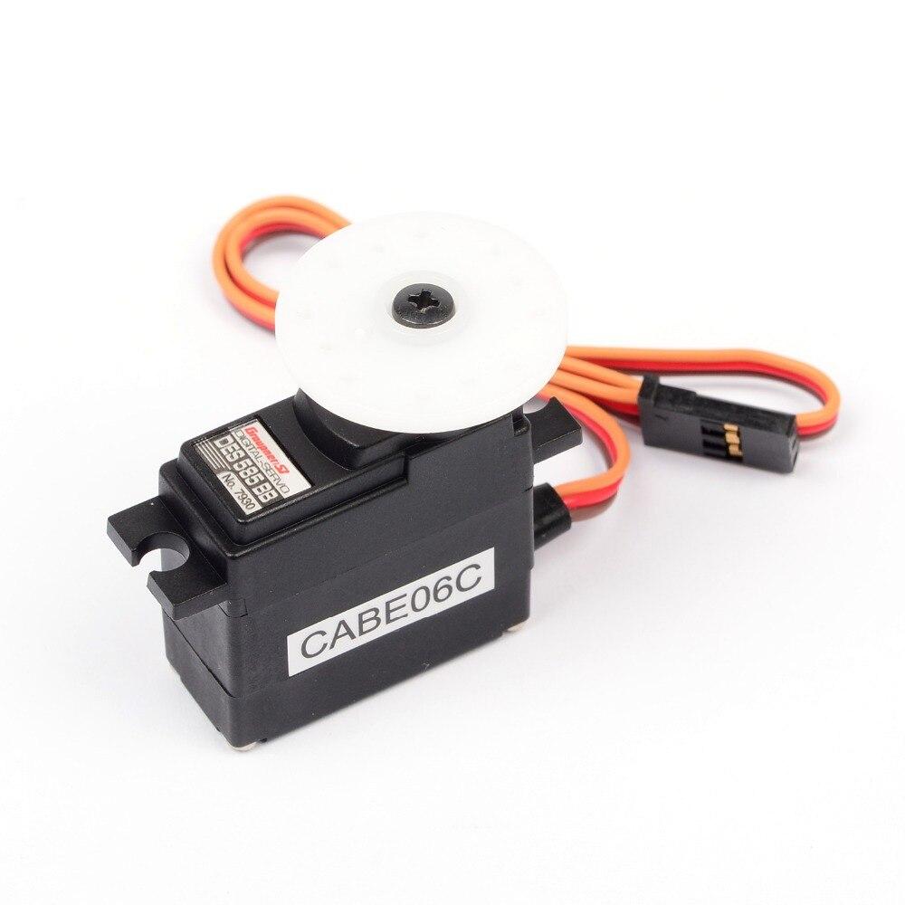 Graupner DES 585 BB Torque 13mm Digital Servo free shipping