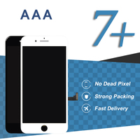 10pcs 5 5 Inch White Black Display For IPhone 7 Plus LCD With 3D Touch Screen