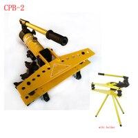 16 т 2 дюймов отдельный блок Гидравлический трубогибочный инструмент, трубогиб CPB 2 (22 60 мм)