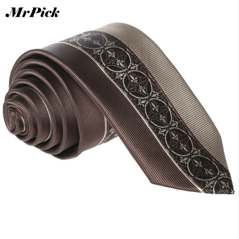 Floral Ties 2016 New Arrival Business Dress Ties Fashion Wedding Party Neckties For Men E1681