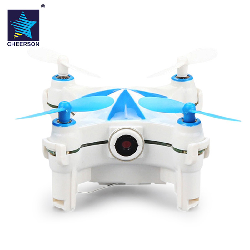 CHEERSON CX - OF Micro RC Selfie Drone WiFi FPV / Optical Flow Sensor / Dance Programming image