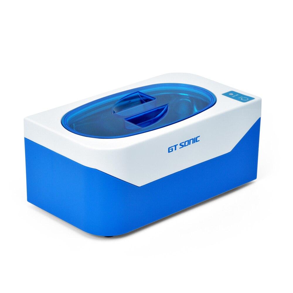 GTSONIC VGT-900 Ультразвуковой очиститель 400ML 35W для ожерелья Серьги Браслеты Протезы Ультразвуковые ванны