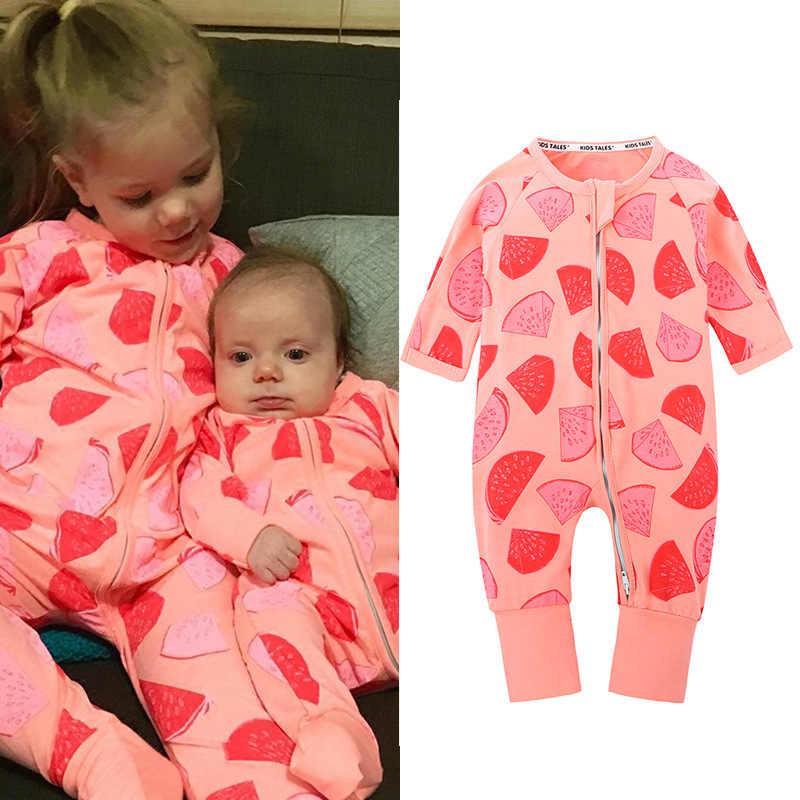 Коллекция 2019 года, осенне-зимняя одежда для новорожденных, комбинезон для маленьких девочек, одежда для мальчиков Детский костюм для малышей, комбинезон для детей возрастом 3, 6, 9, 12, 24 месяца
