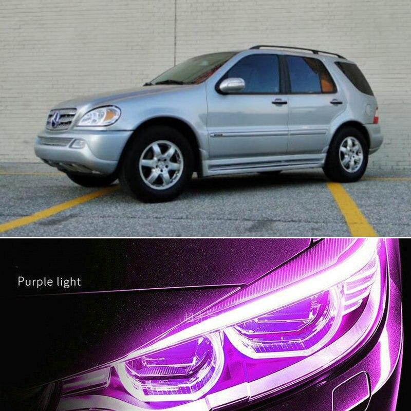 2x LED SMD Kennzeichenbeleuchtung Mercedes Benz CLS C219 W219 1103