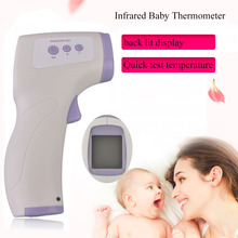 Cheapest prices 2017 Newly Professional Digital LCD Infrared Baby Thermometer Non Contact Temperature Measurement Diagnostic Tool Device DM-300