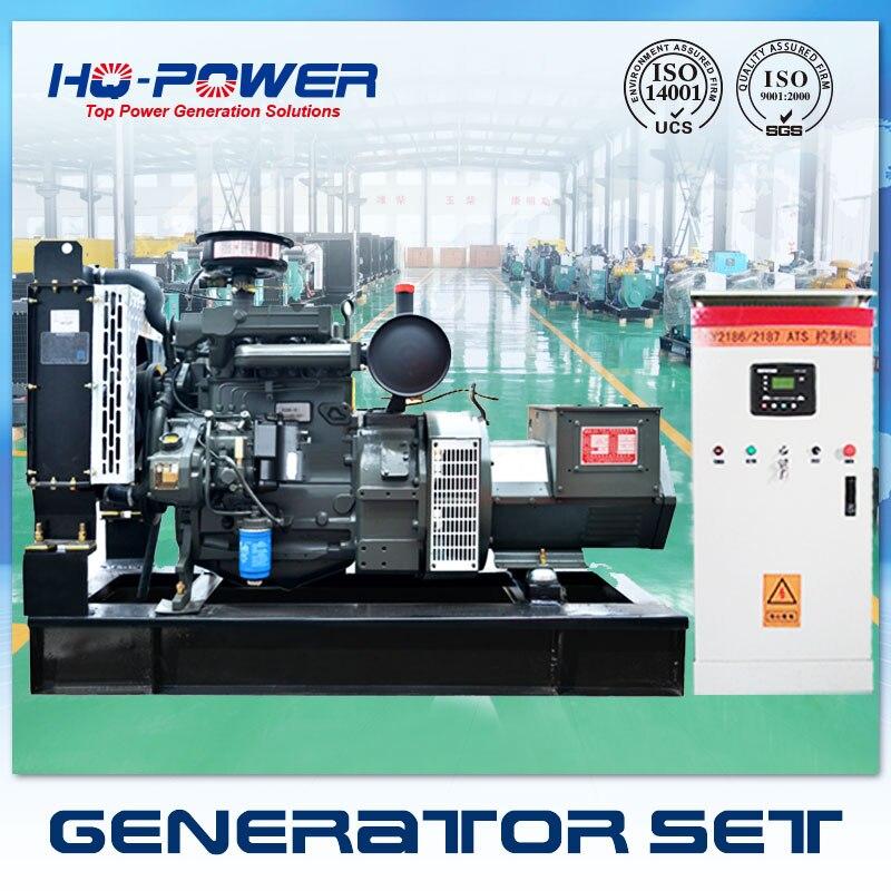 new type 220v energy deutz engine diesel generator 30kw