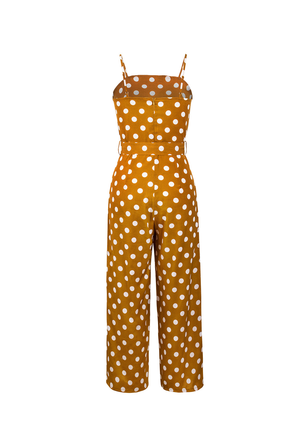 HTB1fXcHbjDuK1RjSszdq6xGLpXaP - Women Rompers summer long pants elegant strap woman jumpsuits polka dot plus size jumpsuit off shoulder overalls for womens
