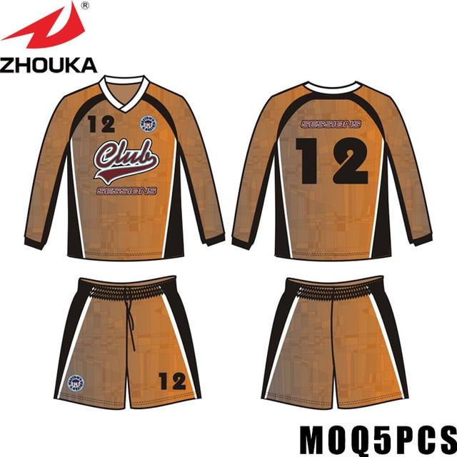 custom team jerseys soccer design football kits online superman long sleeve  t shirt maglia calcio voetbal shirts fussball trikot 2da4686621b