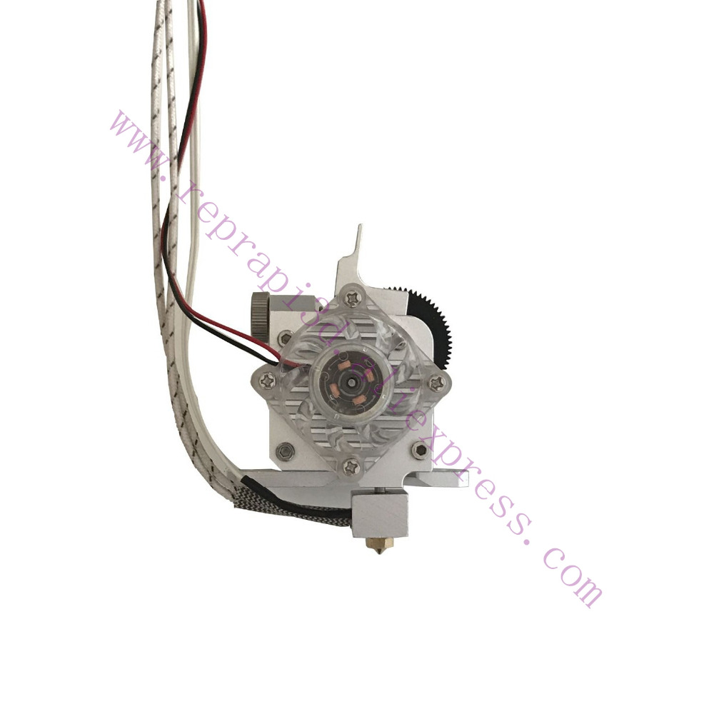 Universal All metal Titan Aero Extruder w Titan motor both Direct Drive Bowden V6 Hotend extruder