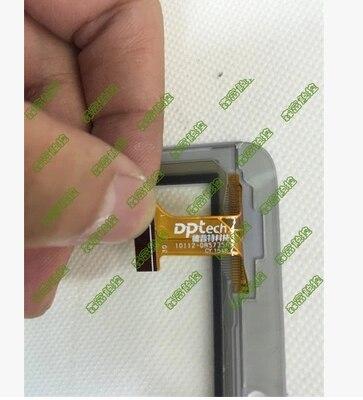 Новый оригинальный 7 дюймов tablet емкостной сенсорный экран 10112-0a5735a бесплатная доставка