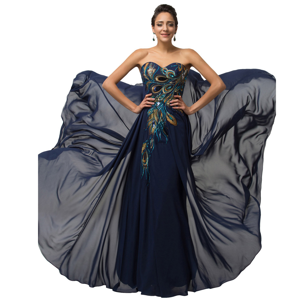 Retro with Pecaot Prom Dresses