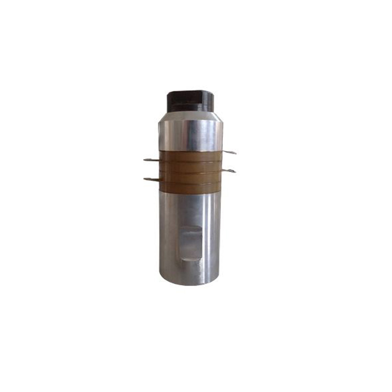 2000W20khz ultrasonic welding transducer Use in food cutting and plastic welding
