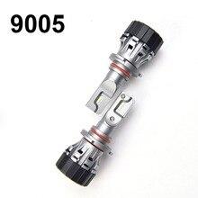 ECAHAYAKU 2pcs H7 H11 H4 9005 9006 Led headlight 72w 7600lm/Pair Light Bulbs For Cars 6000k Auto Bulb Headlight Replace kits