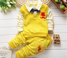 Classy Sweater and Pants Set for Boys