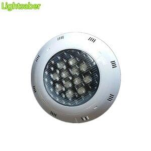 Image 4 - 27W 36W 54W 72W RGB Swimming Pool LED Lamp IP67 Underwater Spotlight Remote Control Pond Lights 12V Lighting Fountain