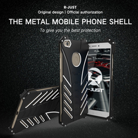 Xiaomi Mi Max 2 Case R JUST Luxury Space Aluminium Metal Cases For Xiaomi Mi Max2