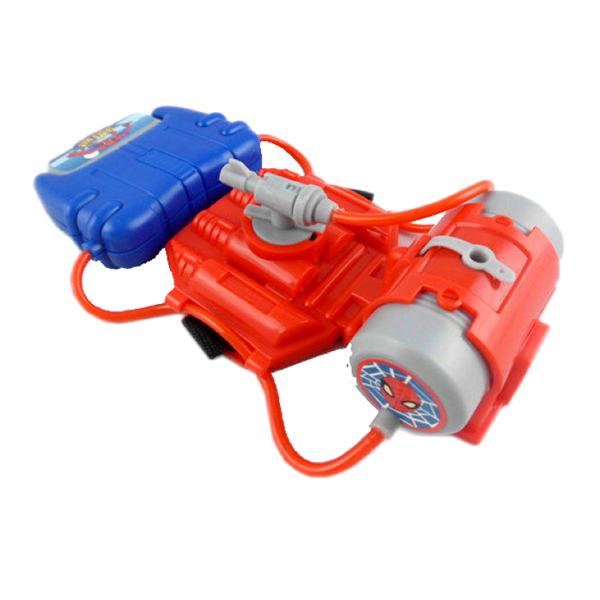 D572 Alemanha S-aranha braço pequena pistola de água de verão Necessário pá brinquedos de plástico