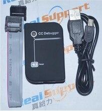 CC Debugger ZIGBEE emulator support online upgrade original shell original quality CC2530 CC2531CC2540 CC2541 protocol analysis