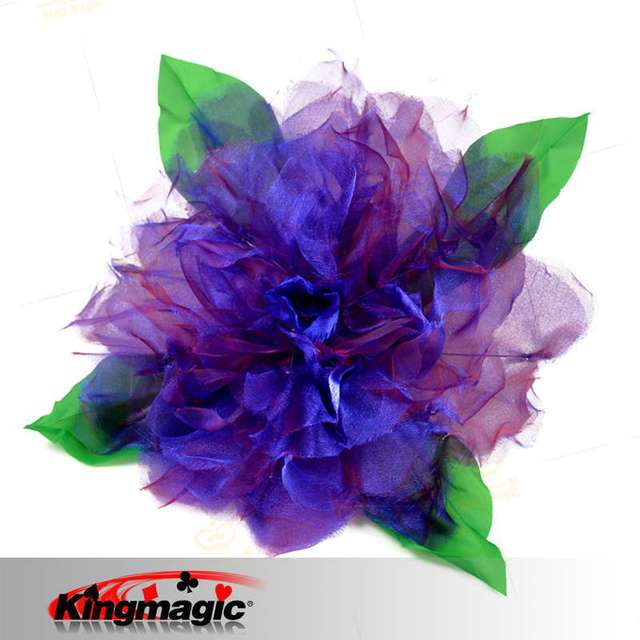 FREE SHIPPING Appear Peony(Small) magic tricks  kingmagic props flowers magic stage