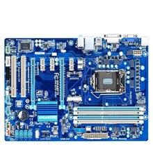 GA-B75-D3V B75-d3v b75 Desktop motherboard large-panel usb3.0 LGA 1155 DDR3 i3 3220 set