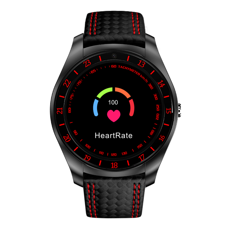2018 Smart Watch v10 Heart Rate Monitor Fitness Tracker Sports Smart Watch Support camera SIM TF card with for IOS Andorid phone