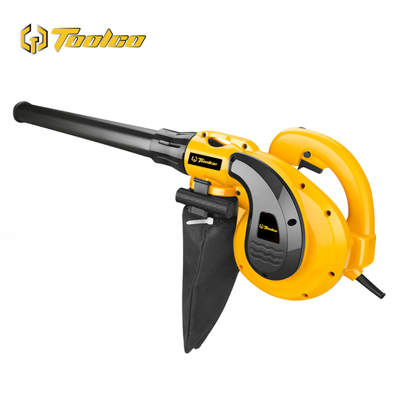 Toolgo 1080W Electric Air Blower Vacuum Blowing Dust Collector Hand leaf Blower 2 in 1 Fan Computer Cleaner in Blowers from Tools