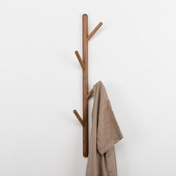 Creative Wall Hanging Clothes Hanger Coat Rack Bedroom Hook Decorative Nails for Wood Bathroom Accessories Wall Decorative Hooks