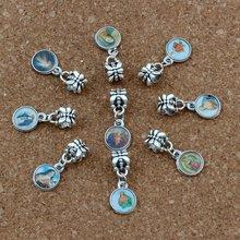 12 шт/лот Висячие смешанные медали католической церкви Святых