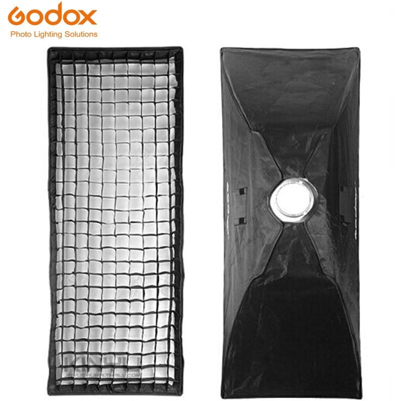 Godox 50x130cm Photo Studio Strobe Softbox Diffuser Soft Box with Honeycomb Grid with Bowens Mount for Photography vostok vostok т 10005 32