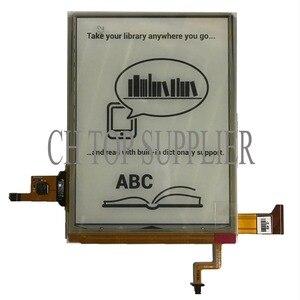 100% новый сенсорный экран 6 дюймов с ЖК-подсветкой для PocketBook Lux 3 626 Plus 626 lcd