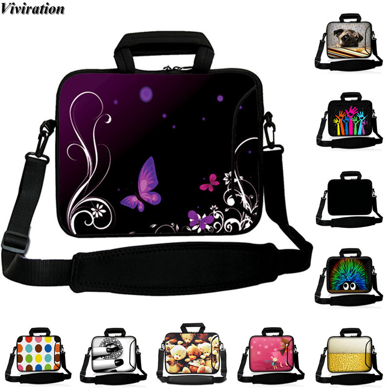 For Huawei Chuwi Hi12 For Samsung Galaxy Note Ultrabook Notebook Bag 14 15 17 13 12 10 15.6 Inch Carry Cover Messenger Handbag