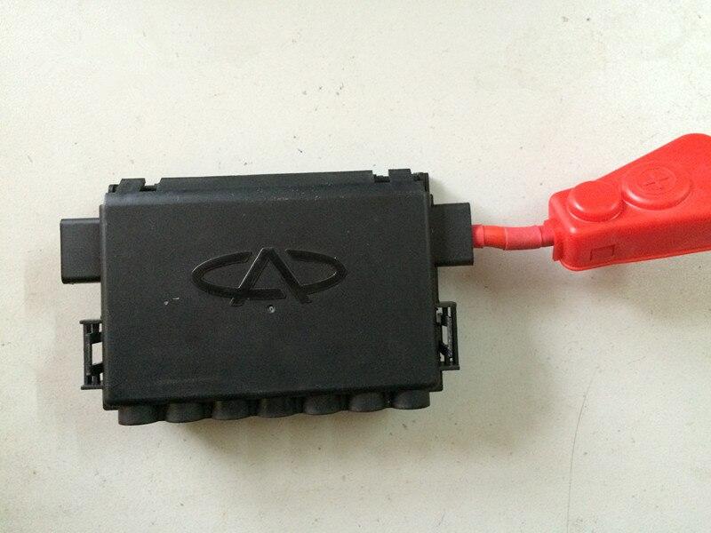 Caixa de fusível positiva da bateria para chery a5 fora A21-3723060BB