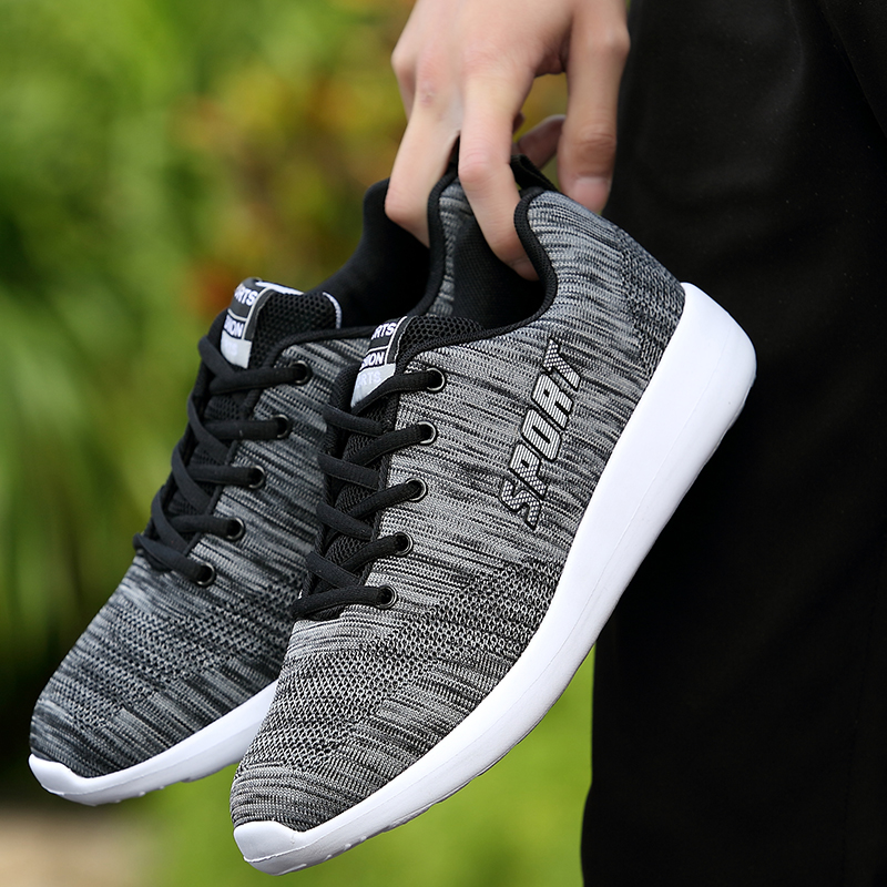 New men running shoes For men Best Trends Run Athletic Trainers Zapatillas Sports shoes men size39-44