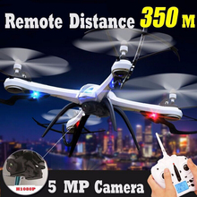 JJRC H16-5D X6 Professional Version 2.4G 4CH Digital 6-Axis Gyro RC Quadcopter RTF Drone with A Wide Angle 5.0MP Camera